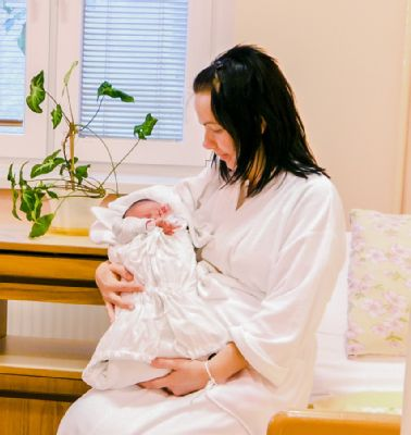Pôrodnica komárňanskej nemocnice zaznamenala zvýšený počet novorodencov
