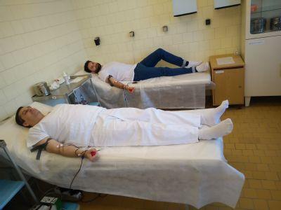 Dnes skončila Valentínska kvapka krvi v komárňanskej nemocnici