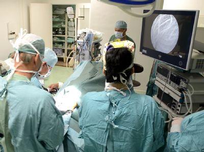V komárňanskej nemocnici sa operujú slabinové pruhy najmodernejšou technikou