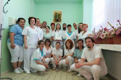 Komárňanská nemocnica získala ocenenie za poskytovanie starostlivosti o pacientov s náhlou cievnou mozgovou príhodou