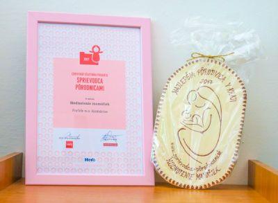 Komárňanská pôrodnica je najlepšou v kraji a treťou najlepšou na Slovensku