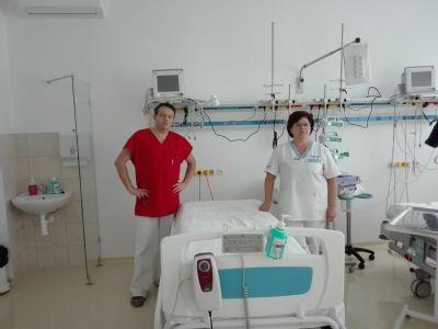 Komárňanská nemocnica investovala do modernizácie viac ako 420 000 eur