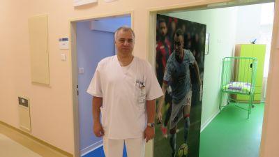 Nemocnica Komárno otvorila izby hotelového typu pre deti
