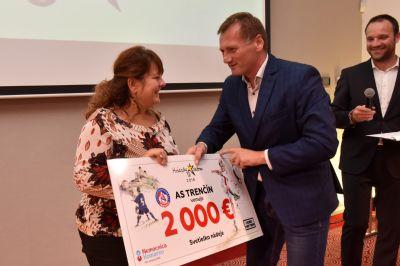 Komárňanská nemocnica podporila onkologicky choré deti