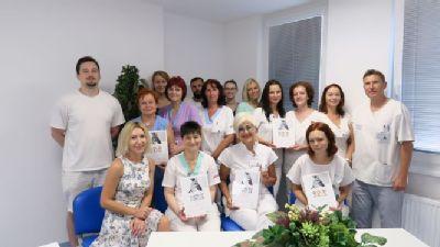 Nemocnica Komárno získala ocenenie za starostlivosť o pacientov s cievnou mozgovou príhodou