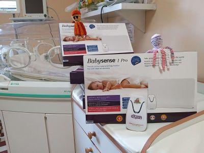 V Nemocnici Komárno majú nové monitory dychu