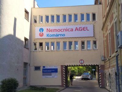 Nemocnica v Komárne je v rámci druhej vlny koronavírusu pripravená