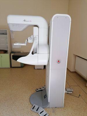 Na mamografické vyšetrenie sa v komárňanskej nemocnici pacientky dostanú bez dlhého čakania
