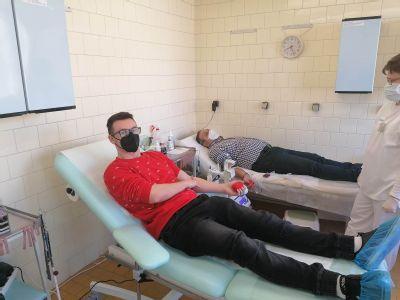 """""""Krvi nie je nikdy dostatok,"""" hovorí vedúca laborantka z komárňanskej nemocnice"""
