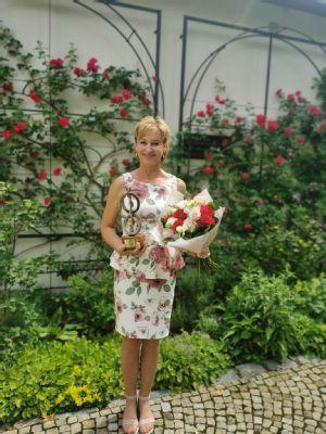 Zdravotníčka komárňanskej nemocnice získala ocenenie Zlatý Aeskulap